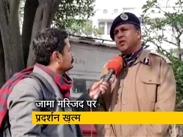 Video : दिल्ली में विरोध प्रदर्शनों के दौरान कहीं भी हालात बिगड़ने की खबर नहीं: ज्वाइंट सीपी दिल्ली