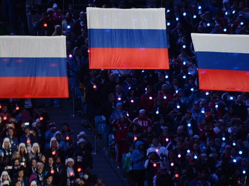 Russia Banned From Olympics By World Anti-Doping Body WADA For Four Years Over Doping