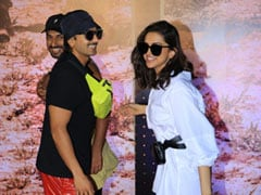 Deepika (In Biker Shorts), Ranveer Make Hand-In-Hand Entry At U2 Concert