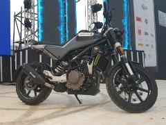 Husqvarna Debuts In India With Svartpilen 250, Vitpilen 250
