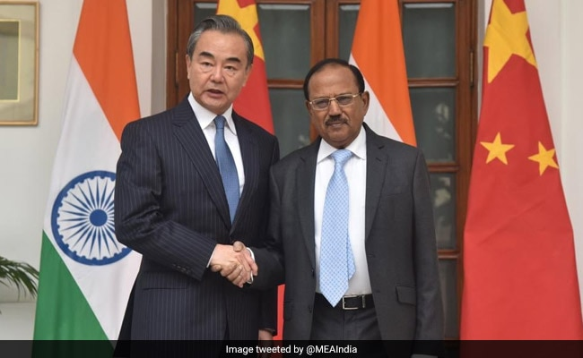 India, China Resolve To Intensify Efforts To Solve Border Issue
