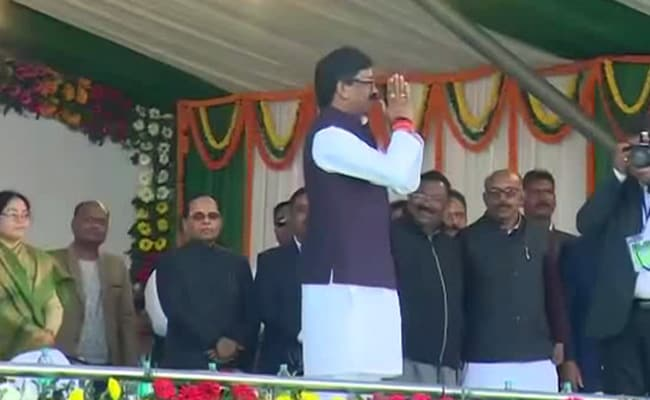 Jharkhand Chief Minister Swearing-In Ceremony LIVE Updates: Hemant Soren Takes Oath As Chief Minister Of Jharkhand