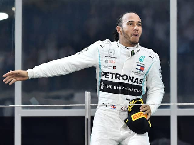 """Lewis Hamilton Rates 2019 As """"Best Year"""" Of Career"""