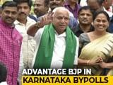 "Video : BJP Sweeps Karnataka Bypolls, Congress ""Accepts Defeat"""