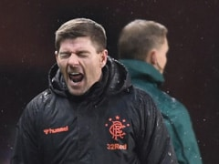 Steven Gerrard Signs New Deal At Rangers Until 2024