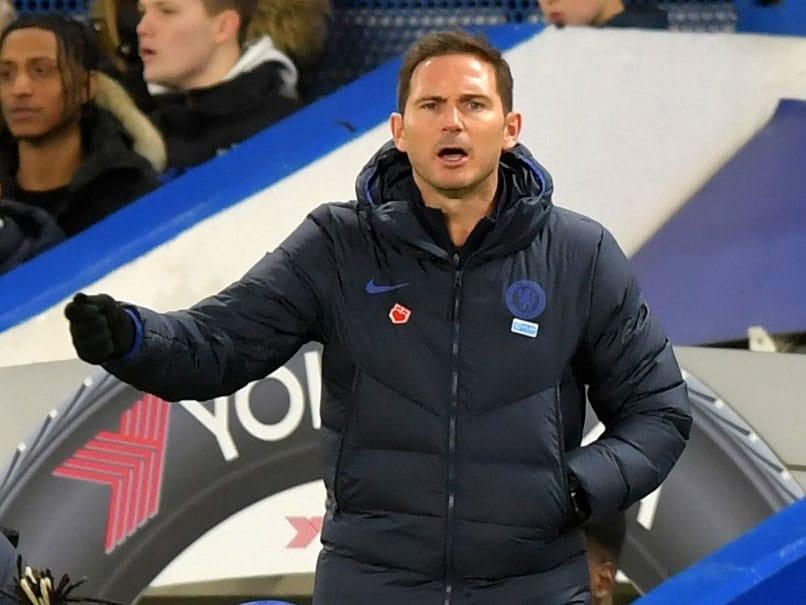 Premier League: Frank Lampard Seeks To Outwit Jose Mourinho, Leicester City Face Manchester City