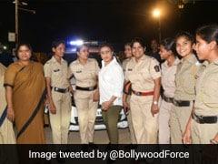 Rani Mukerji ने रात्रि गश्ती पुलिस टीम से मुलाकात की, फिर कही यह बात...