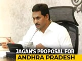 Video : 3 New Capitals For Andhra Pradesh, Chief Minister Jagan Reddy Suggests