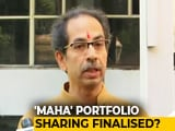 Video : Maharashtra Portfolio Talks Almost Done, Shiv Sena May Get Home: Sources