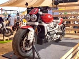 First Look: Triumph Rocket 3 R