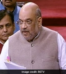 'Muslims Needn't Worry': Amit Shah In Parliament On Citizenship Bill