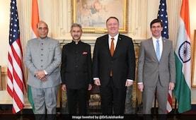 मिलिट्री सेटेलाइटों के डाटा तक पहुंच के लिए अमेरिका के साथ डील साइन करेगा भारत