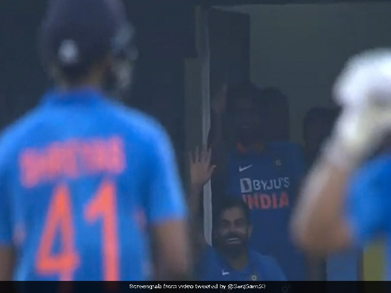 Virat Kohli's Reaction On Shreyas Iyer's Premature Celebration For Half-Century Goes Viral. Watch