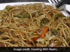 Watch: How To Make Street-Style Chowmein At Home (Recipe Video Inside)
