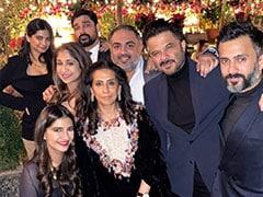 Inside Anil Kapoor's Birthday Celebrations With Sonam, Rhea, Sunita Kapoor And Anand Ahuja