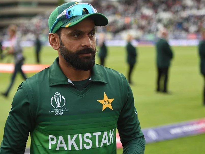 Pakistans Mohammad Hafeez Suspended From Bowling In All ECB Competitions