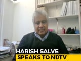Video : Harish Salve On Citizenship Bill