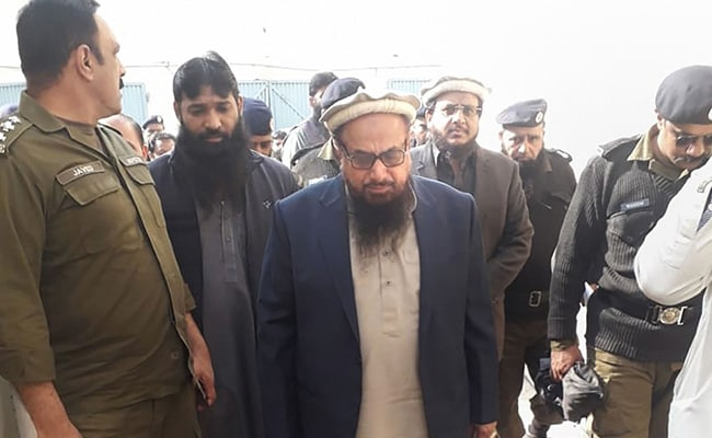 15 Years In Prison For Spokesman Of 26/11 Mastermind Hafiz Saeed's Terror Group