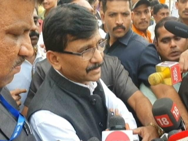 "Video : ""BJP Lost Another State After Maharashtra"": Sanjay Raut On Jharkhand Trends"