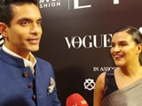 Video : Angad Bedi And Neha Dhupia Attend 'The Power List 2019'