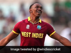 "Dwayne Bravo Announces Return To International Cricket, Says ""Excited About Comeback"""