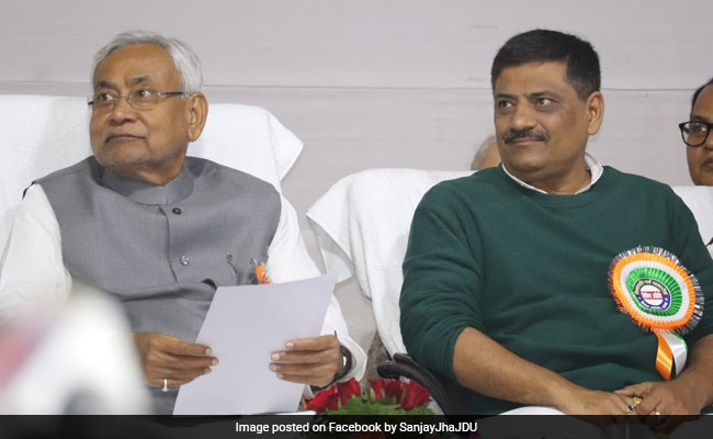 Personal Opinions Don't Amount To Division In Party: Nitish Kumar's Aide On Citizenship (Amendment) Bill