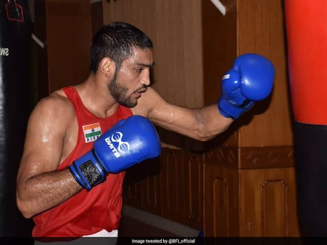 Ashish Kumar, Satish Kumar Secure Spots In Mens Boxing Squad For Olympic Qualifiers