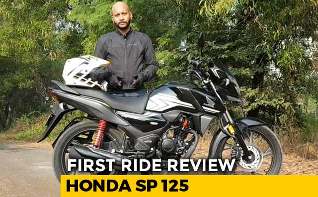 Video : Honda SP 125 First Ride Review