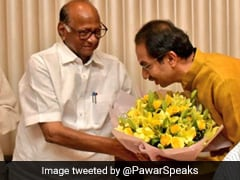 PM's Birthday Wish For Sharad Pawar; Uddhav Thackeray Says