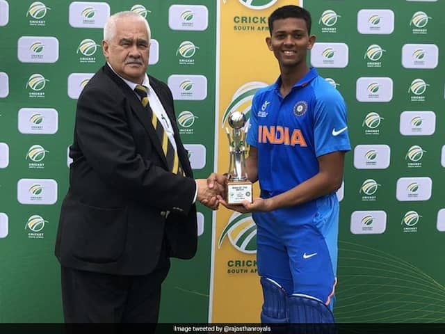 Yashasvi Jaiswals All-Round Performance Helps India U-19 Thrash South Africa In Second Youth ODI