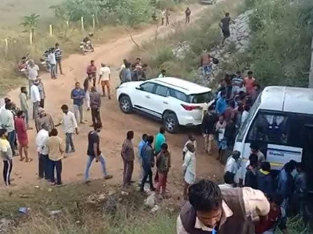 Video : Opinion Divided On Killing Of Accused In Telangana Vet's Rape-Murder