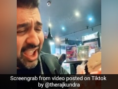 शिल्पा शेट्टी के पति राज कुंद्रा का TikTok वीडियो हिट, बीवी की एक्टिंग करते हुए बोले - 'क्यों मेरे करीब आने की कोशिश करते हो'