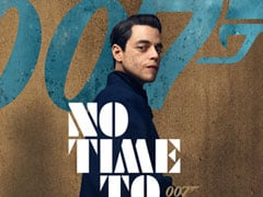 <I>No Time To Die</i> Posters: Rami Malek In Villain Mode Steals The Show From Bond