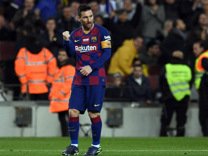 Lionel Messi Hat-Trick Breaks La Liga Record As Barcelona Put Five Past Mallorca