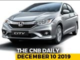 Video : Honda City BS6 | Tata Nexon EV Unveil | Hyundai And Hero Price Hike