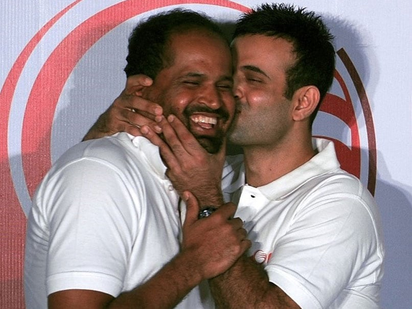 IPLAuctions:Irfan Pathans emotional message for brother Yusuf Pathan