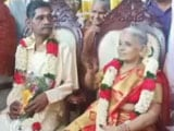 Video : Kerala Couple Marry After Falling In Love At Old Age Home