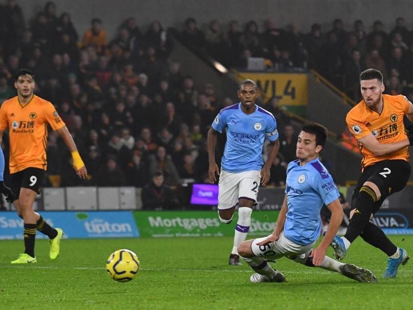 Wolves vs Man City: Manchester City Lose To Wolves, Premier League Title Bid In Tatters