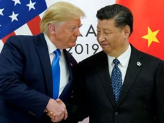 Signing Ceremony Over Trade Deal With China Soon, Says Donald Trump