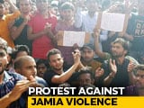 Video : Hyderabad Students Protest Against Violence At Jamia, AMU