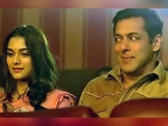 <i>Dabangg 3</i> Song <i>Naina Lade</i> Is All About Salman Khan And Saiee Manjrekar's Innocent Love Story