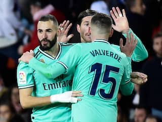 La Liga: Karim Benzema Salvages Draw For Real Madrid At Valencia With Clasico Looming