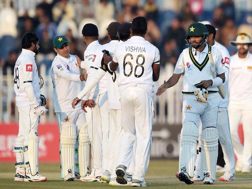 Pakistan vs Sri Lanka: Babar Azam, Abid Ali Hit Centuries As 1st Test Ends In A Draw