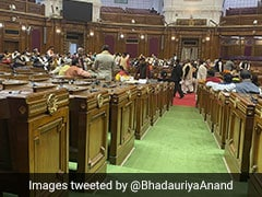 Why BJP MLAs In Uttar Pradesh Sat In First-Ever Protest With Opposition