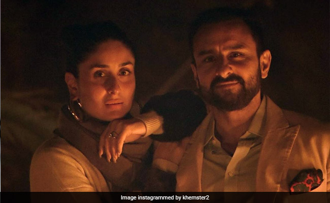 Inside Kareena Kapoor And Saif Ali Khan's Ranthambore Dairies. See Pics