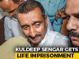 Video : Expelled BJP MLA Kuldeep Sengar Gets Life In Jail In Unnao Rape Case