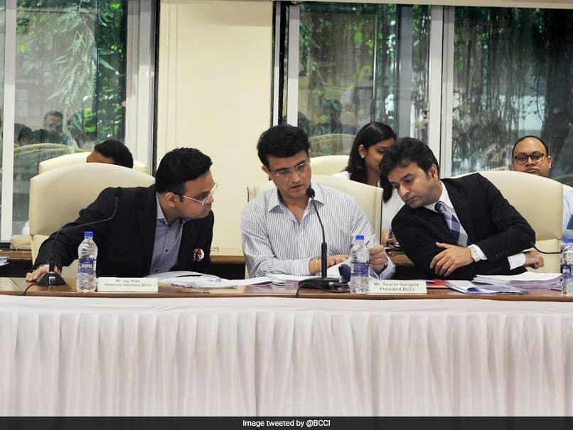 "Sourav Ganguly Says MSK Prasad-Led Selection Panels ""Tenures Are Finished"""