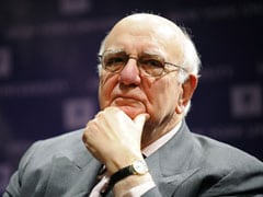 Former US Federal Reserve Chairman Paul Volcker Dies At 92
