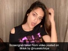 নানা রূপে নুসরত, দেখুন তার অদেখা কিছু Viral Video