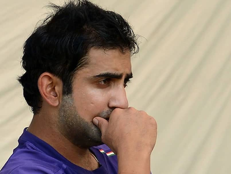 AUS vs IND ODI series Would have loved to have Washington Sundar in this side says Gautam Gambhir